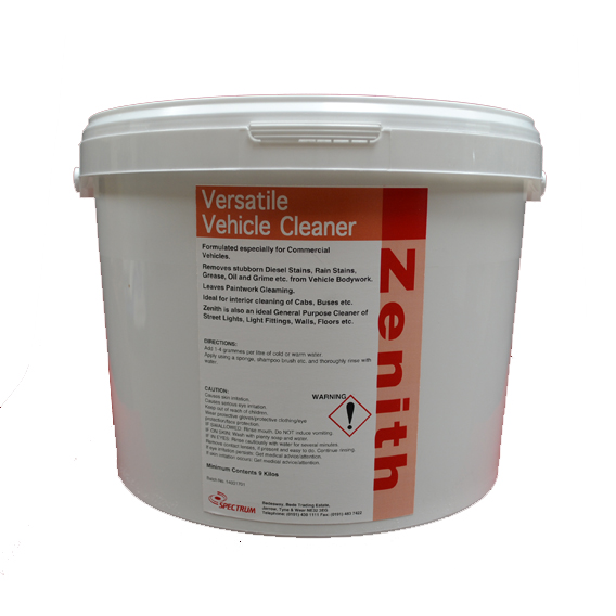 Vehicle Cleaning Zenith